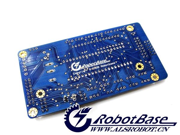 2 51单片机控制器 stc89c系列 机器人控制器