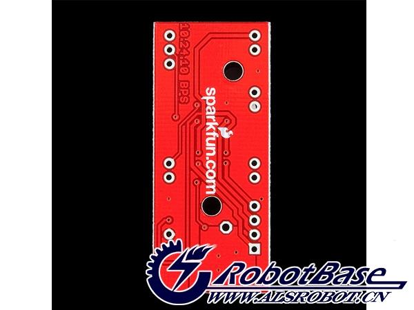 arduino与步进电机接线图