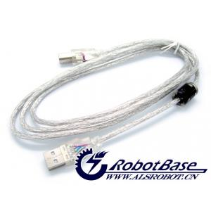 USB接口连接线 USB转TTL USB cable for Arduino 卫星机升级