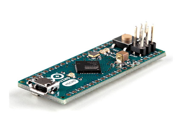 原装进口 arduino micro 控制器 atmega32u4开发板 a000053
