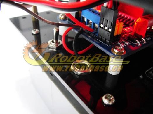 arduino rp5履带 寻线