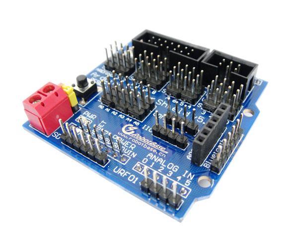 基于arduino的触摸式变色台灯图片
