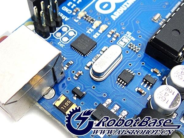 arduino uno——usb转串口电路部分