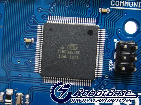 arduino mega 2560 atmega2560-16au avr开发板
