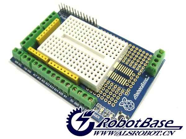 板子集成电源指示灯和状态指示灯,以及复位按键,轻松学习树莓派首选