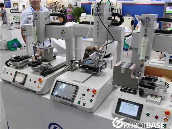 【独家视角】奥松机器人带你走进2014深圳国际电路板