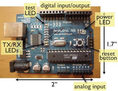 【创客学堂】玩转arduino-闪烁的led