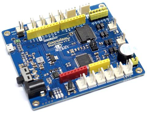 双路直流电机驱动(l298p)