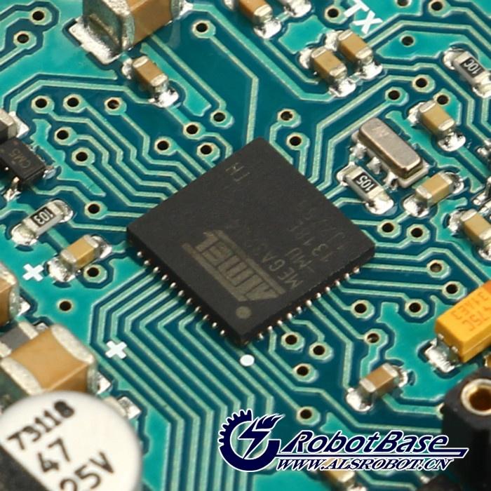 arduino leonardo eth 以太网控制器 atmega32u4 不含