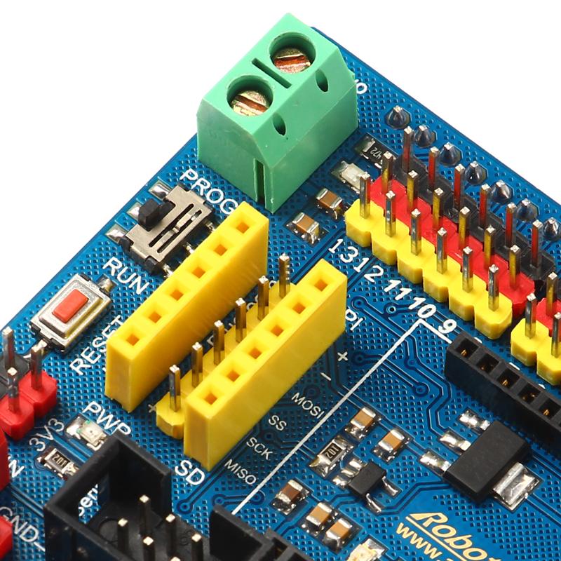 arduino uno 配套 传感器扩展板 arduino xbee sensor shield