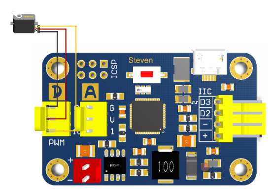 Arduino Steven 控制器 ATMEGA32U4 Arduino mini 控制器