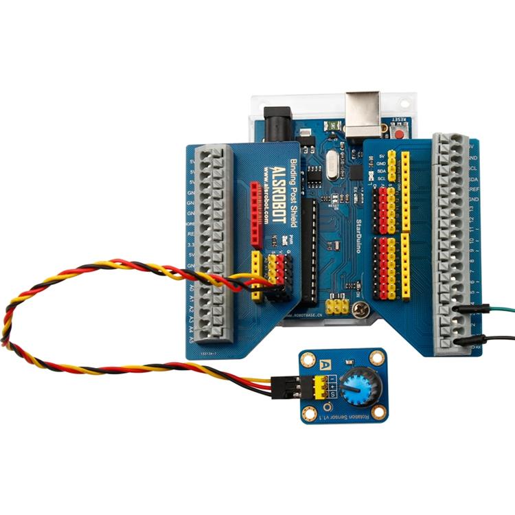 16路舵机开发板电路图