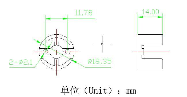 l298n双h桥直流电机驱动板接四个电机如何接线?:http://www.